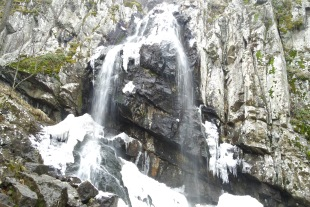 "Tourist route ""Boyana Waterfall"""