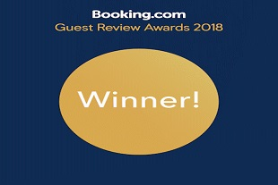 Guests Review Awards winner 2018!